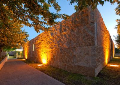 construction d'une salle omnisports à Saint-Cyr-Sur-Mer