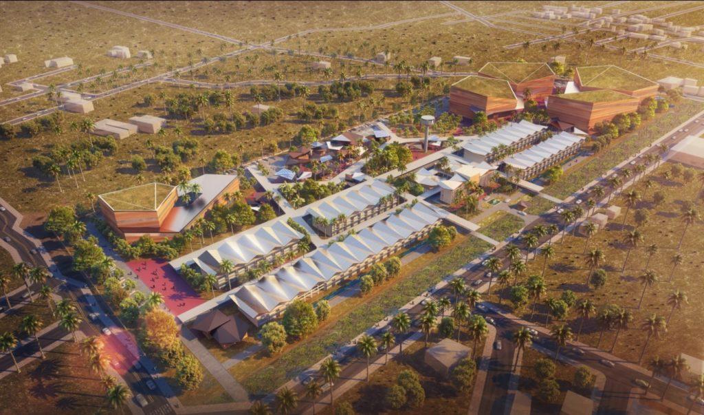 construction-centre-universitaire-faseg-ouidah-benin-abc-decibel-acousticien-afrique-gerard-kotingan