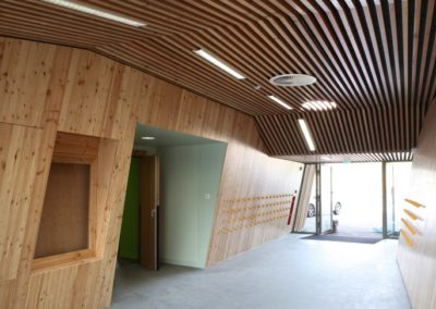 construction ecole vue interieure hettange grande abc decibel acousticien paris ile de france gerard kotingan
