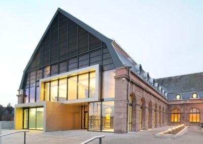 locaux agence territoriale sud de la region alsace mulhouse acousticien lyon abc decibel gerard kotingan rehabilitation