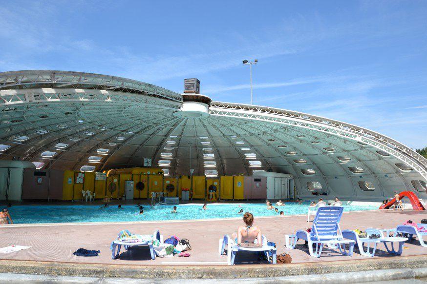 Conception/réalisation de la piscine municipale de Malaunay