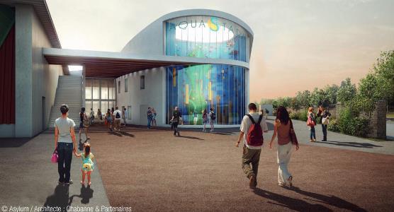 Réhabilitation du stade nautique «Aquastade» à Mennecy