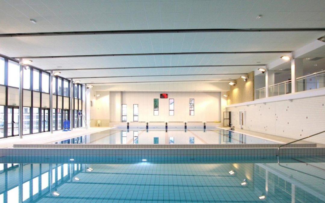 Restructuration de la piscine Francis Chancerel à Ernée